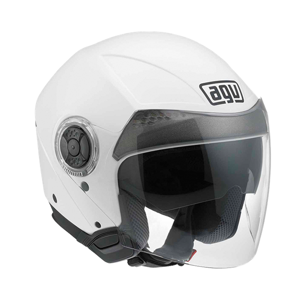 Bild von AGV City New Citylight Mono White