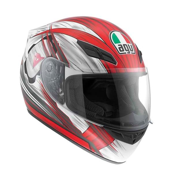 Picture of AGV Street Road K-4 EVO Hang on White/Red