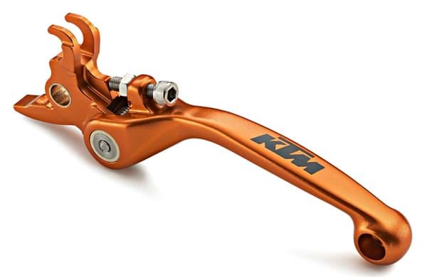 "Picture of KTM - Flex Brake Lever 65 SX ""04-""11, 85/105 SX ""04-""12"