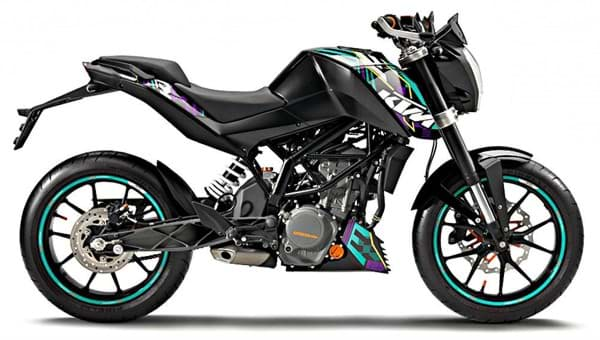 Picture of KTM - Graphic-Kit Funky
