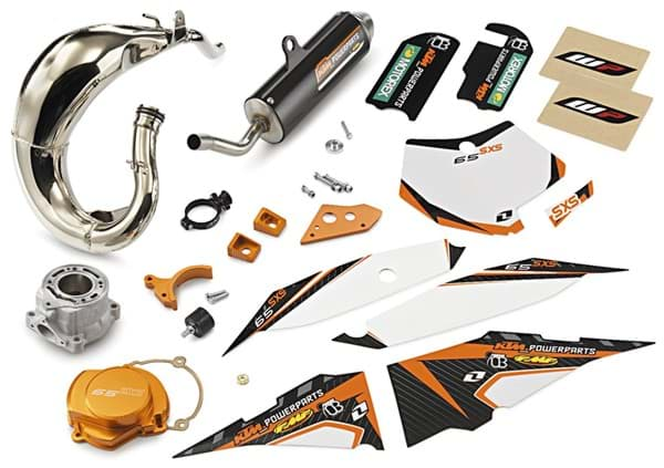 Picture of KTM - 65 SXS KIT