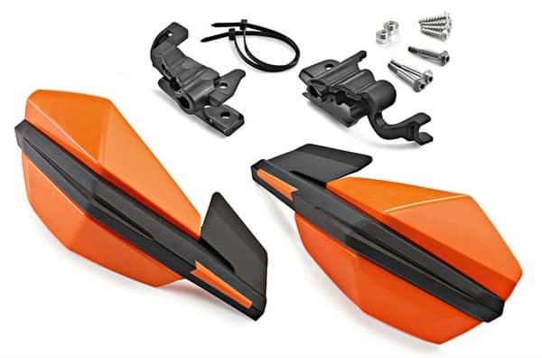 "Picture of KTM - Handschutz MX KPL. ""Orange"""