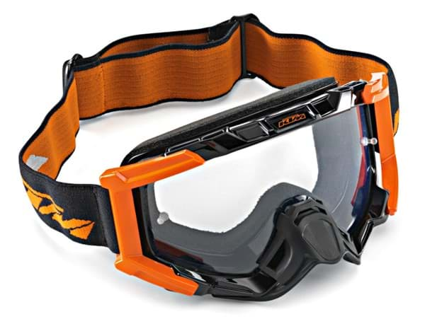 Picture of KTM - Racing Goggles lack