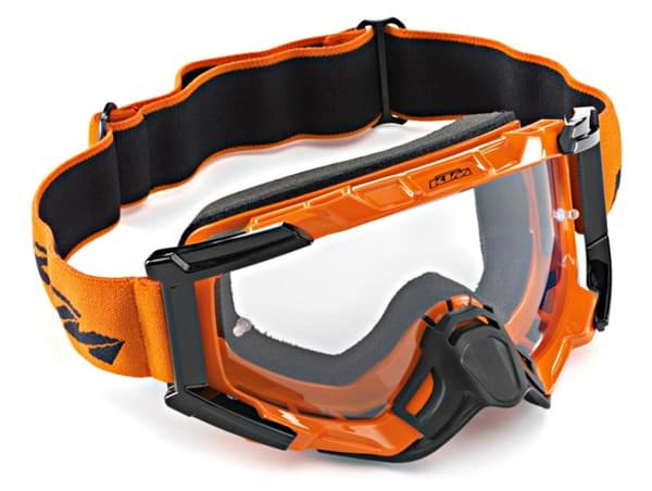Bild von KTM - Racing Goggles Orange
