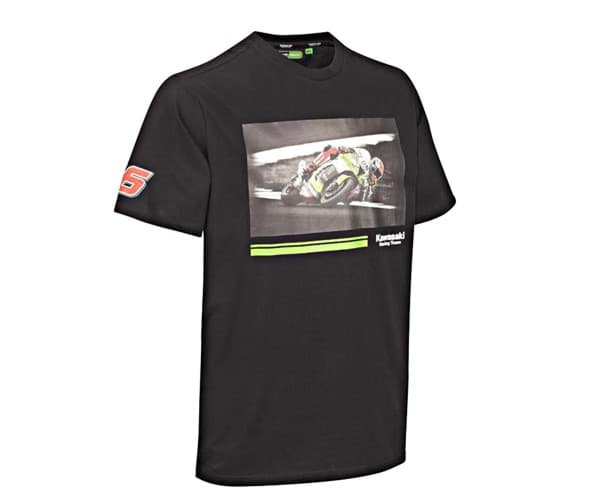 Picture of Kawasaki - KRT T-Shirt Tom Sykes