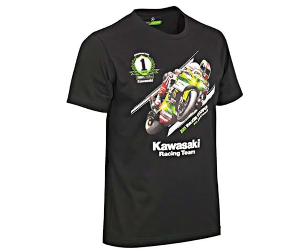 Picture of Kawasaki - KRT SBK World Championship Celebration T-Shirt