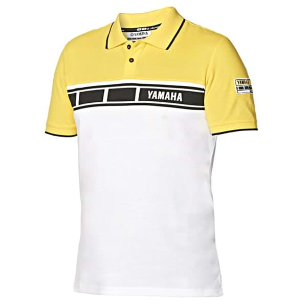 "Picture of Yamaha - Herren Poloshirt ""60th Anniversary"""