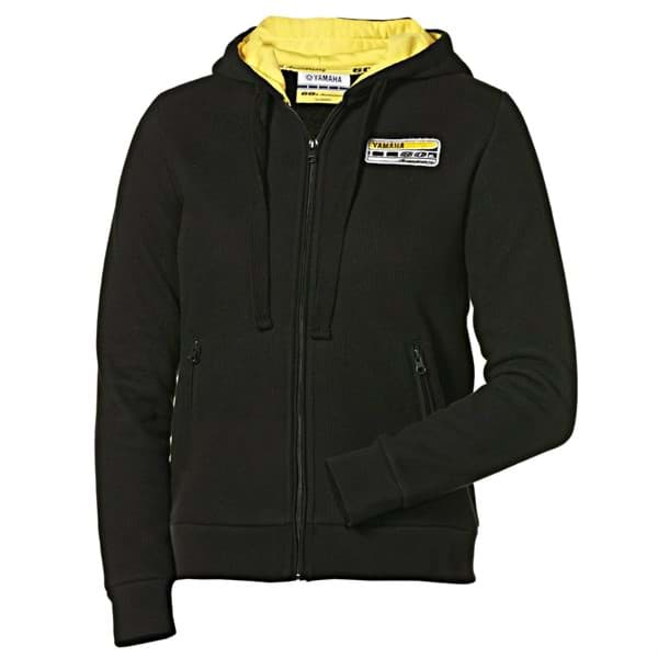 "Picture of Yamaha - Damen Hoody-Jacke ""60th Anniversary"""
