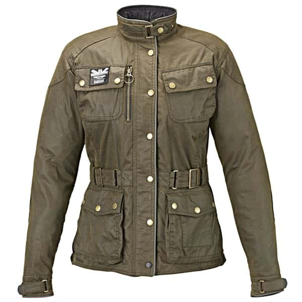 Picture of Triumph - Damen Barbour Jacke