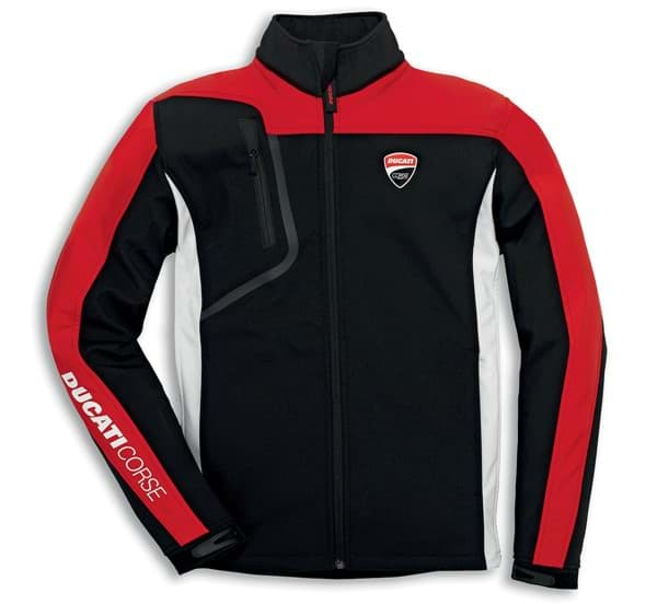 Picture of Ducati - Corse Windproof 2 Windstopper-Jacke