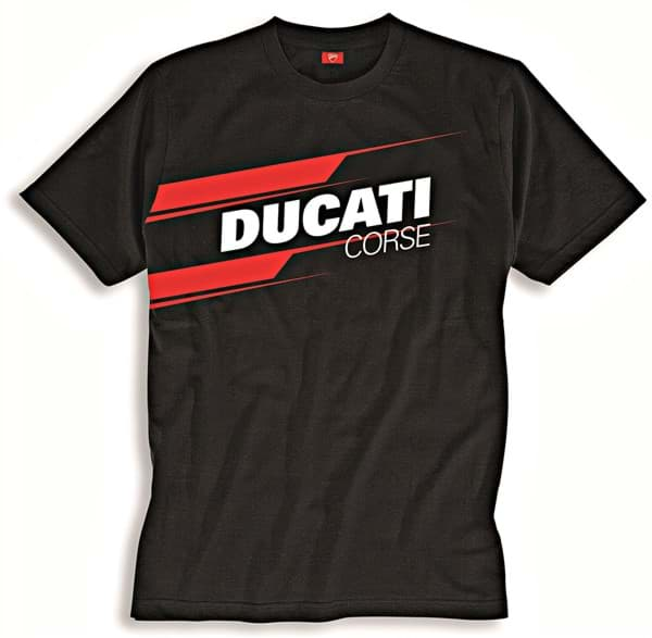 Picture of Ducati - T-Shirt Ducati Corse Racing GP