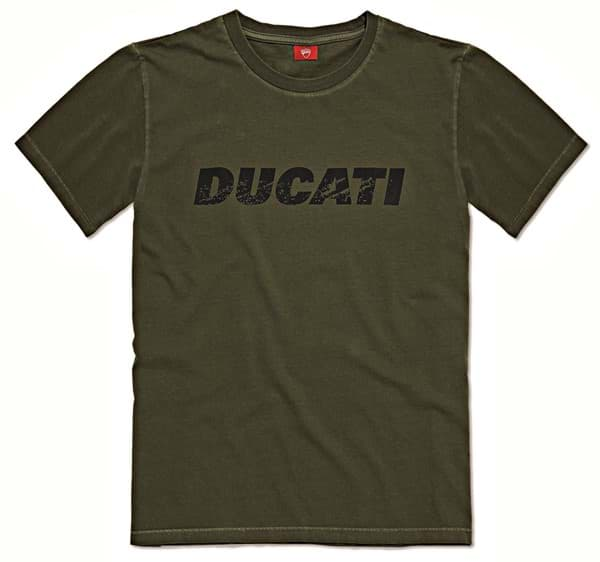 Picture of Ducati - T-Shirt Vintage Logo