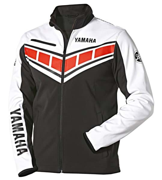 Picture of Yamaha - Classic Softshell-Jacke