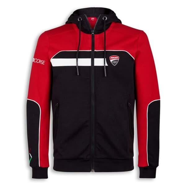 Picture of Ducati - Sweatshirt mit Kapuze Ducati Corse Speed