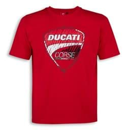 Picture of Ducati - T-Shirt Sketch rot
