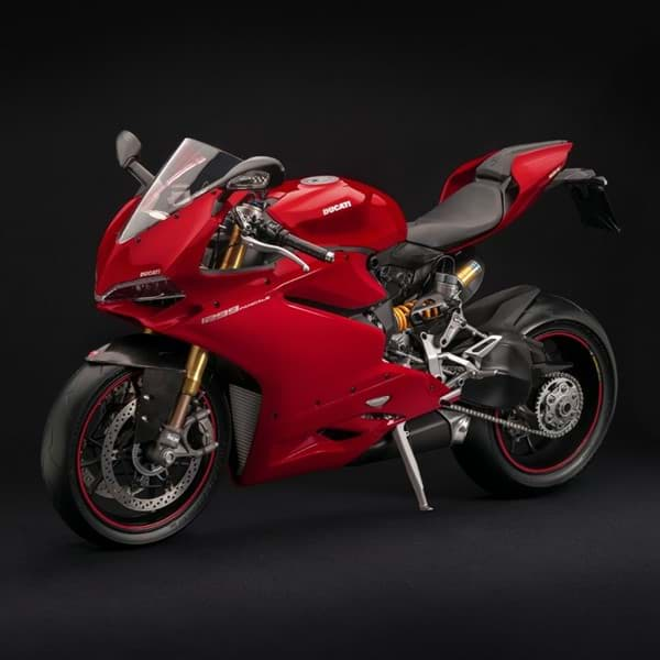 Picture of Ducati - Modell Superbike 1299 Panigale S (1:4)