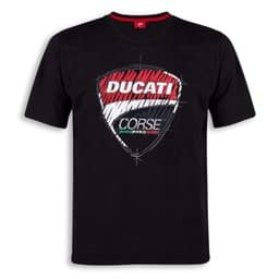 Picture of Ducati - T-Shirt Sketch schwarz
