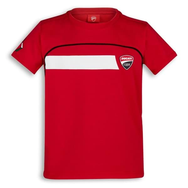 Picture of Ducati - T-Shirt Ducati Corse Speed Kinder