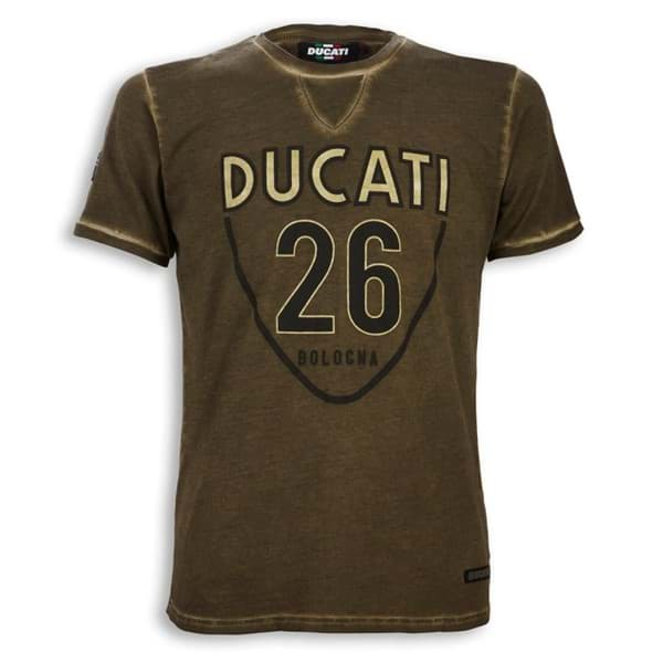 Picture of Ducati - Metropolitan Shield T-shirt