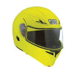 Picture of AGV GT Numo Evo Mono Fluo Yellow