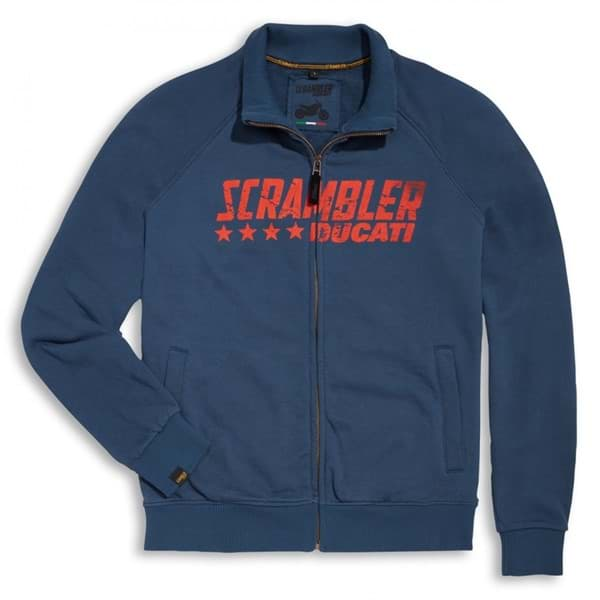 Picture of Ducati - Blue Star sweatshirt