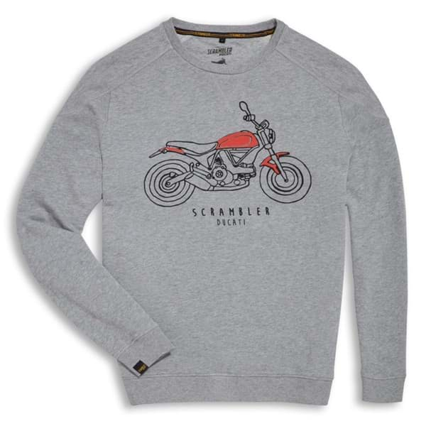Picture of Ducati - Sixty2 sweatshirt