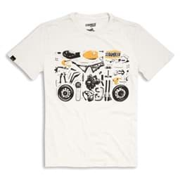 Picture of Ducati - Puzzle T-Shirts