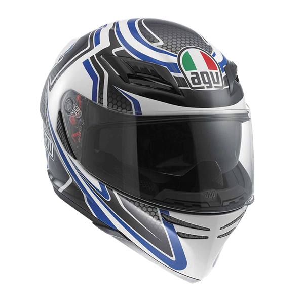 Picture of AGV GT Horizon Racer White/Carbon/Blue