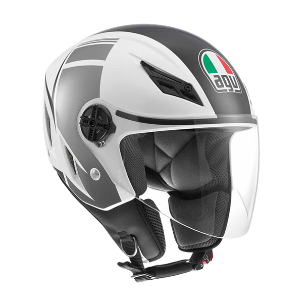 Picture of AGV City Blade FX White/Gunmetal