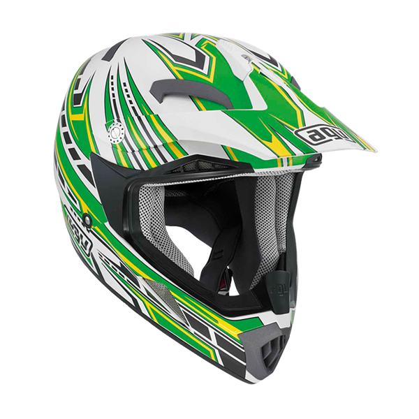 Picture of AGV Off-Road MT-X Junior Point White/Green