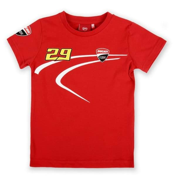 Picture of Ducati Iannone D29 kinder T-Shirt