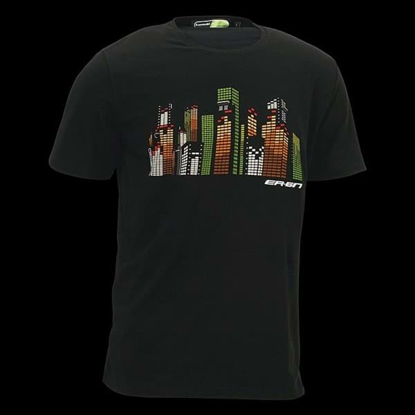 "Bild von Kawasaki T-Shirt ""Feel the City"""