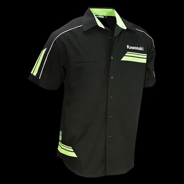 Picture of Kawasaki Herren Sports II Shirt (Schwarz)