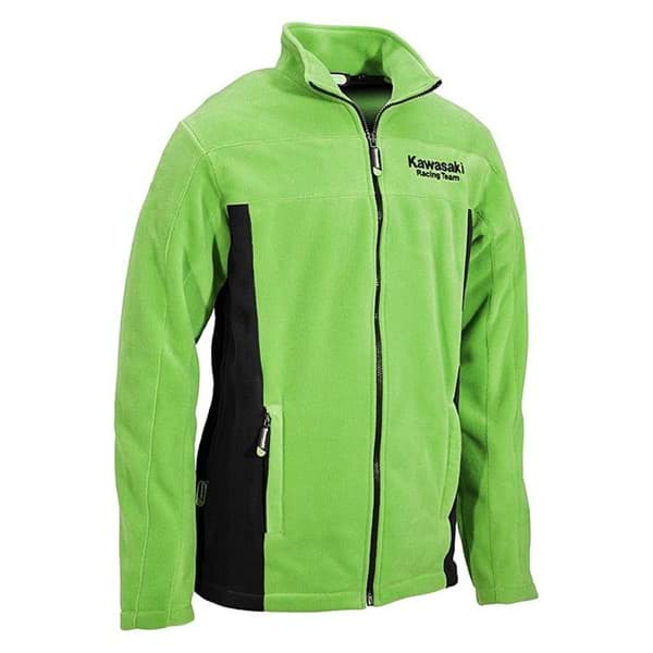 Picture of Kawasaki - KRT-Fleecejacke (Lime Green)