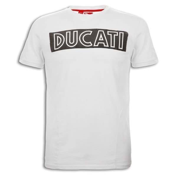 Picture of Ducati T-shirt Vintage Aw13