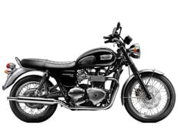 Picture for category Bonneville T100 Black