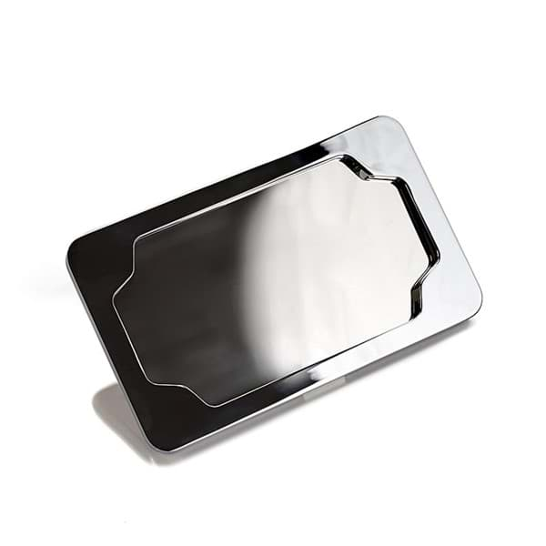 Picture of Triumph - License plate frame - Chrome