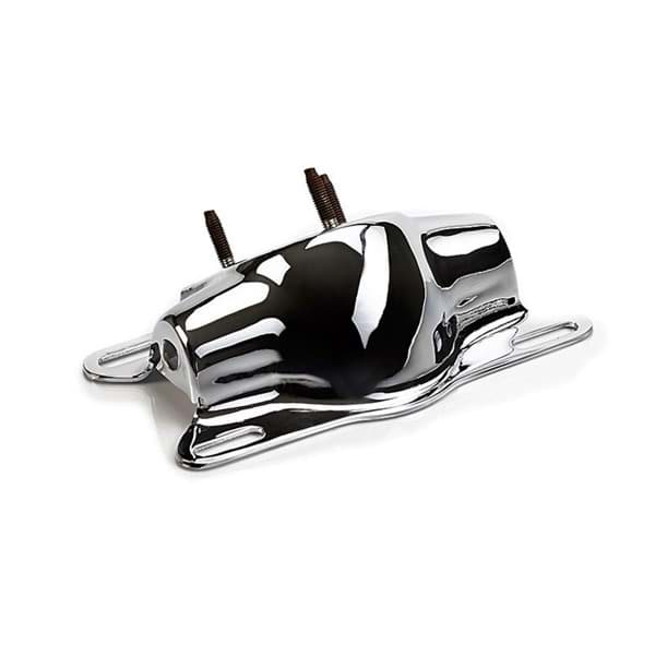 Picture of Triumph Number Plate Bracket - Chrome