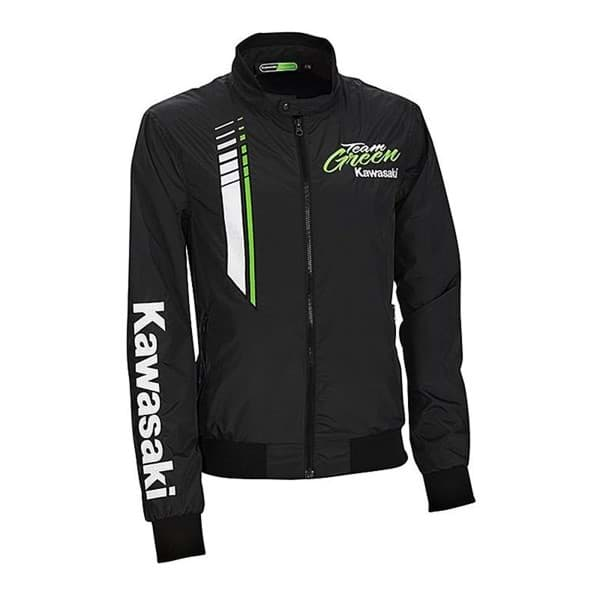 Picture of Kawasaki - Herren Team Green Jacke