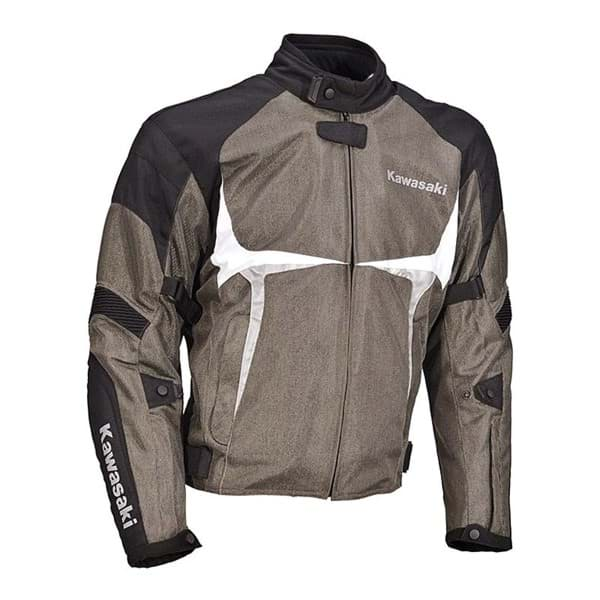 Picture of Kawasaki - Sports Textiljacke Schwarz