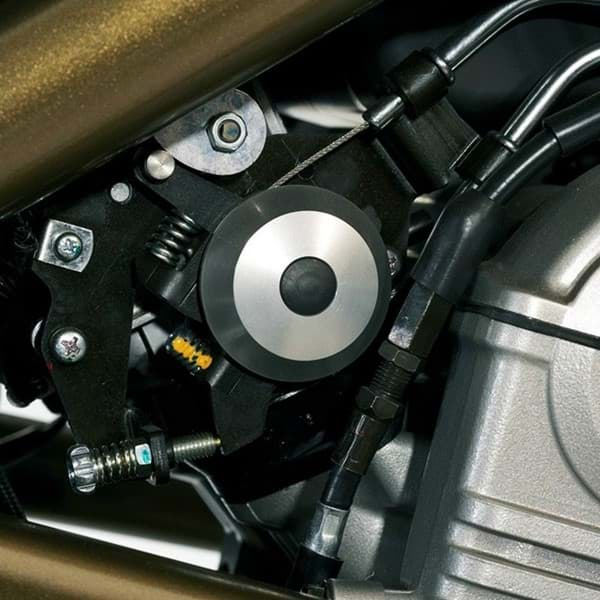 Picture of Kawasaki Versys Billet Injector Cover