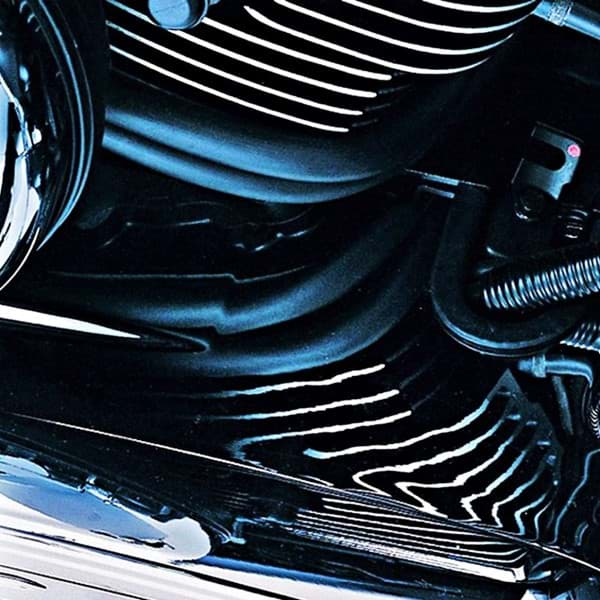 Picture of Kawasaki VN1600 Mean Streak Zierblende Motor Innen (Links)
