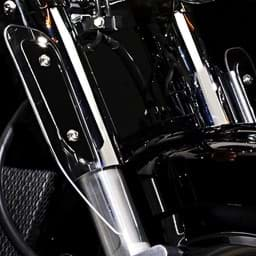Bild von Kawasaki VN1700 Classic Windshield Lowers Kit
