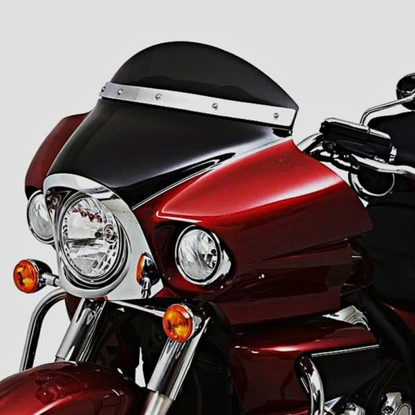 Picture of Kawasaki VN1700 Voyager Windshield Deflector