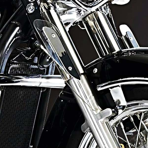 Bild von Kawasaki VN900 Light Tourer Windshield Lowers