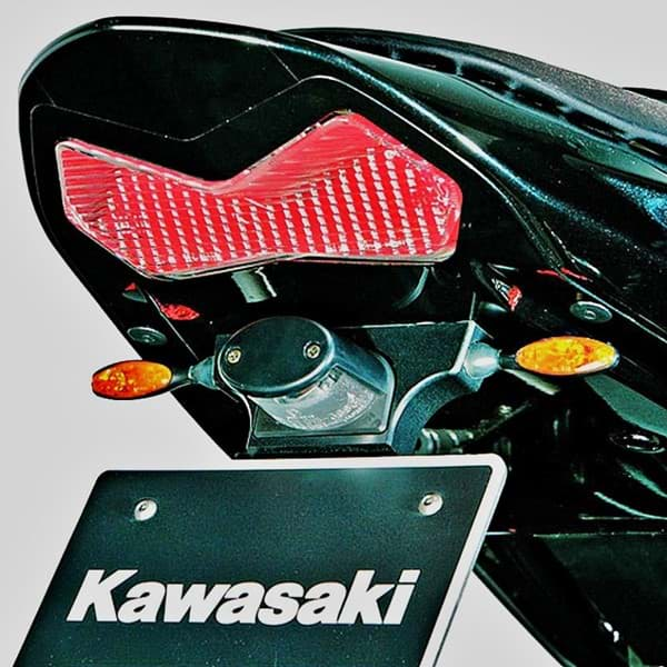 Picture of Kawasaki Z750 Mikro-Blinkersatz (Hinten)