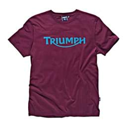 Picture of Triumph - Logo T-Shirt (Burgundy)