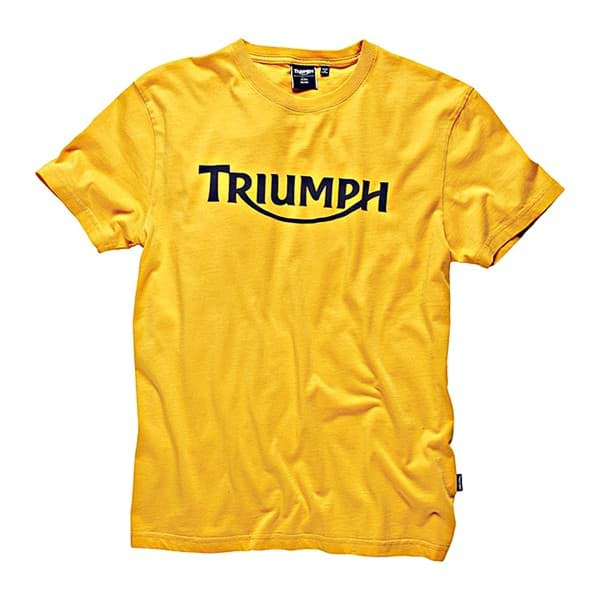 Picture of Triumph - Logo T-Shirt (Gelb)