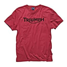 Picture of Triumph - Logo T-Shirt (Rot)