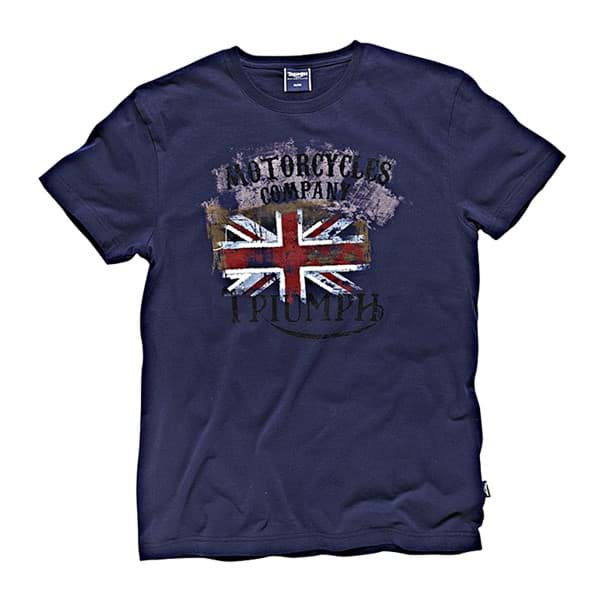 Picture of Triumph - GB Flag T-Shirt